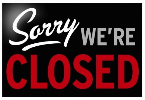 Laundromats closure